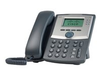 Cisco Small Business SPA 303 - VoIP-telefon - SIP, SIP v2, SPCP - multilinje - for P/N: UC320W-FXO-K9 SPA303-G2